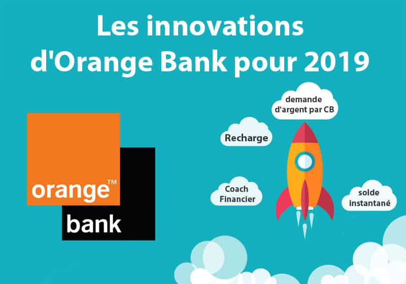 innovations orange Bank 2019