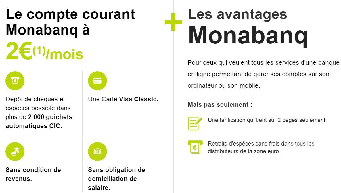 avis sur la banque en ligne monabanq 01 banque en ligne. Black Bedroom Furniture Sets. Home Design Ideas