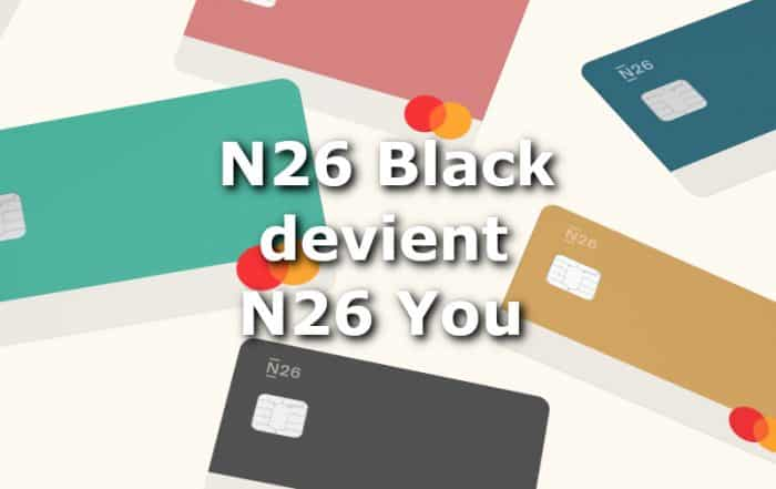 n26 you remplace n26 black