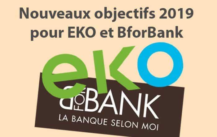 objectifs 2019 pour eko et bforbank