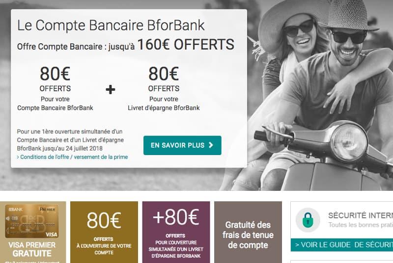 offre BforBank