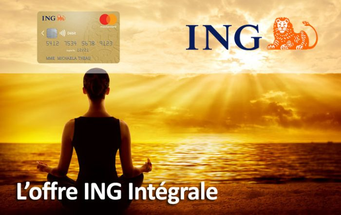 Offre ING Intégrale