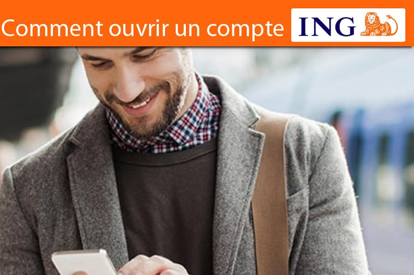 Comment ouvrir un compte ING Direct