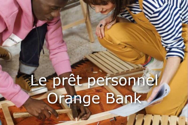 credit consommation orange bank