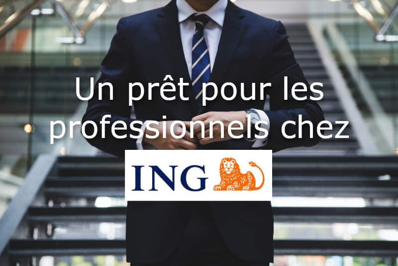 credit professionnel ING