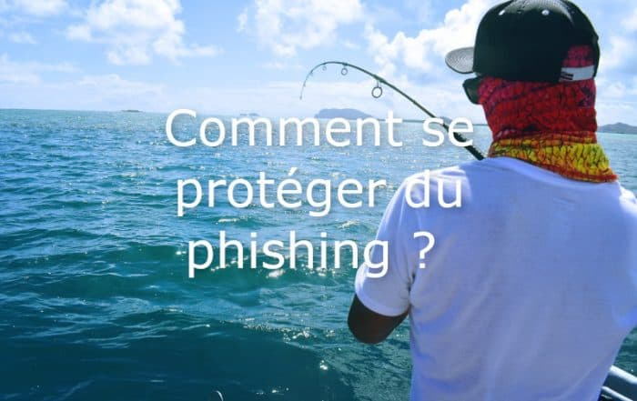 proteger contre phishing