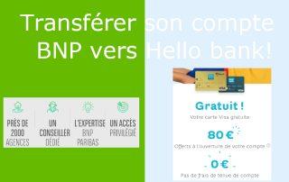 transferer mon compte BNP Paribas vers Hello bank
