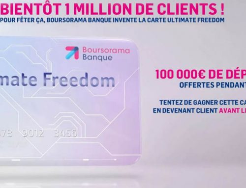 100 000€ offerts avec la carte Ultimate Freedom