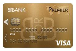 carte bancaire visa premier bforbank